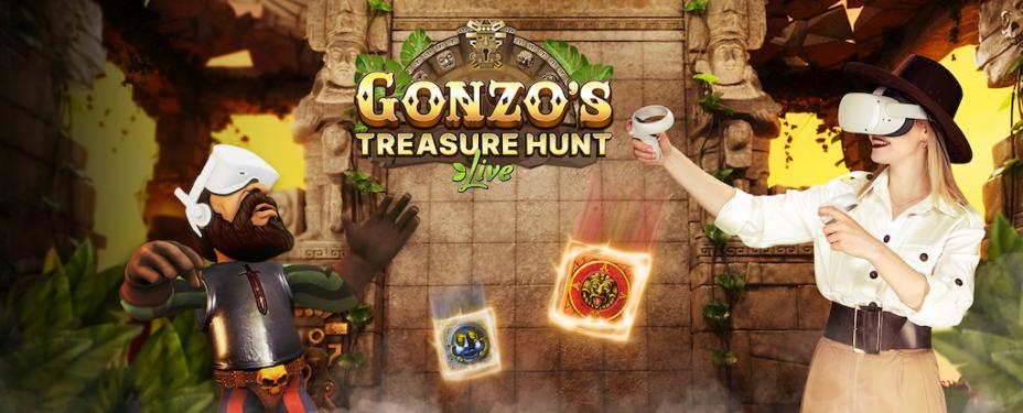 Gonzo's Treasure Hunt VR